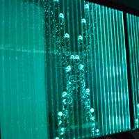 Пузырьковая панель с пневмоэлектроникой