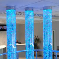 Воздушно - пузырьковая колоннада