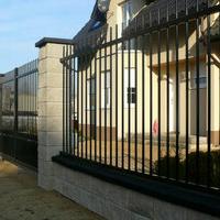 Забор секция