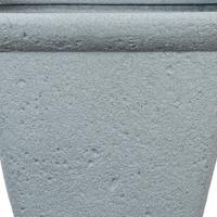 Горшок пластиковый Scheurich, Германия, форма 291, серый, D34/H27