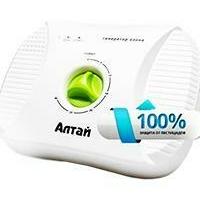 Очиститель воздуха-озонатор АЛТАЙ уничтожает вирусы.