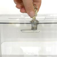 Ящик для голосования 200 х 200 х 150