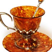Эксклюзивная посуда и сувениры из янтаря