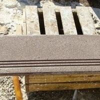 Ступени бетонные по технике Тераццо