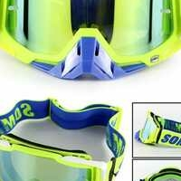 Защитные очки для езды на мотоцикле, снегоходе, лыжах, квадроцикле