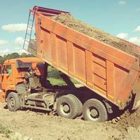 Грунт Воронеж доставка, привоз грунта по Воронежской области
