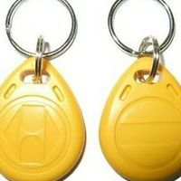 RFID пластиковые брелки ABS - ИМпортные технологии