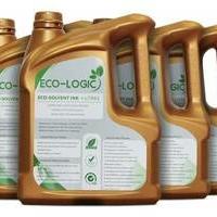 Сольвентные чернила ECO-LOGIC для широкоформатной печати