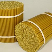 Свечи церковные восковые № 20-140 В пачках по 2 кг