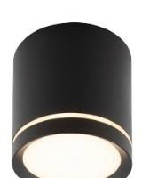 Накладной светодиодный светильник Denkirs DK4016-BK