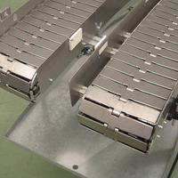 Пластинчатый конвейер (Пластинчатый транспортер)